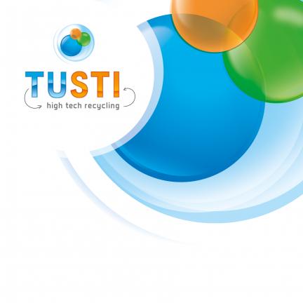 Corporate identity for TUSTI