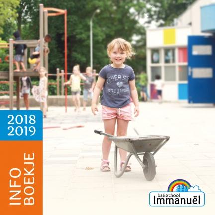 Infoboekje basisschool Immanuël