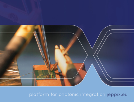 Corporate Identity with manual for JePPIX