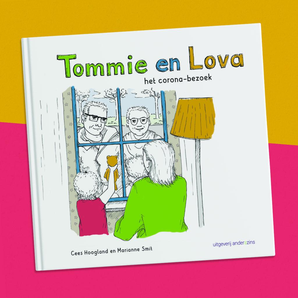 Tommie en Lova, het coronabezoek